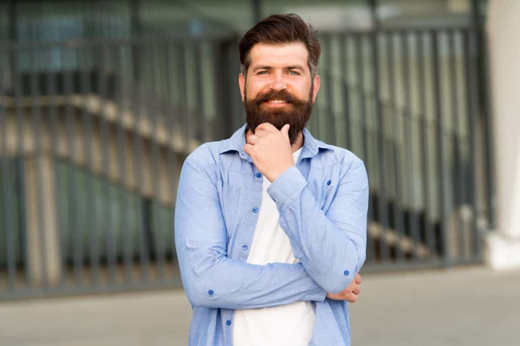 Best Beard Conditioner Man