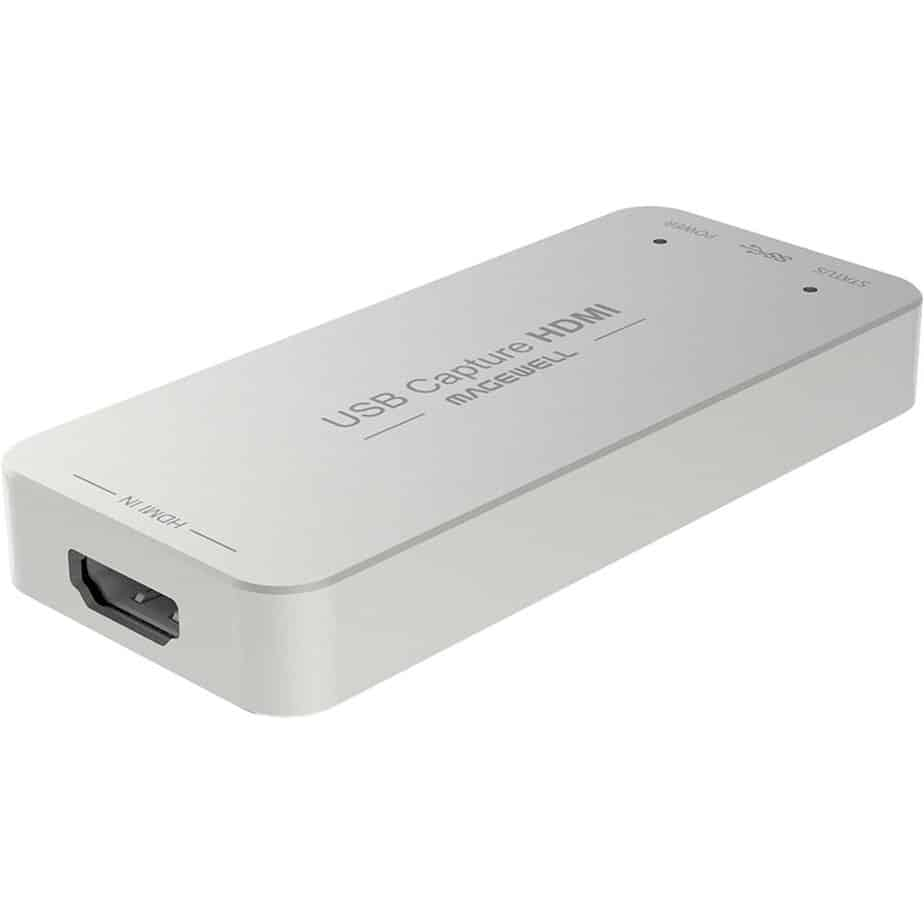 mag well capture card