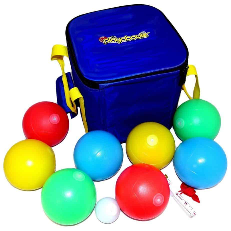 Playaboule Lighted Bocce Ball Set