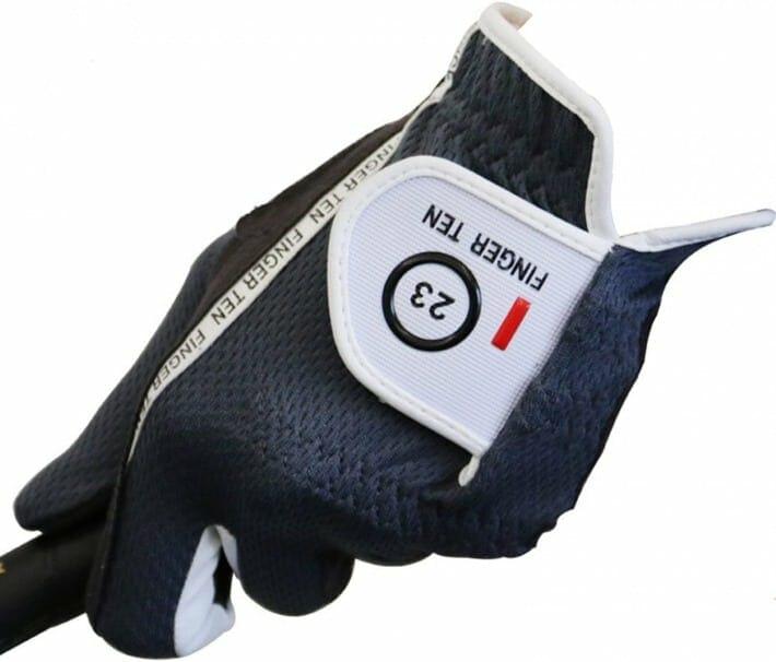 Finger Ten Rain Grip Golf Glove