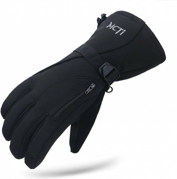 MCTi Waterproof Men's Ski Gloves