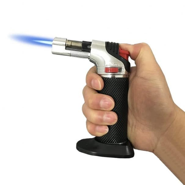 JUN-L Micro Butane Gas Torch Lighter