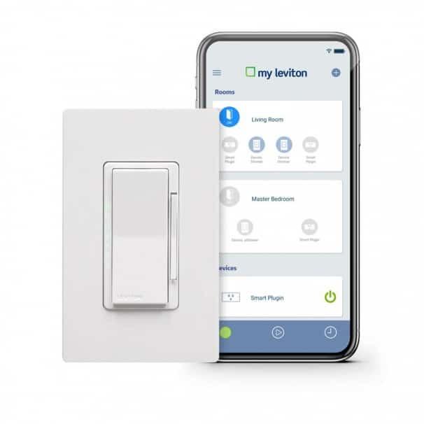 Leviton DW6HD-1BZ Decora Smart Wi Fi