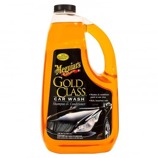 Meguiar's G7101FFP Gold Class Car Wash