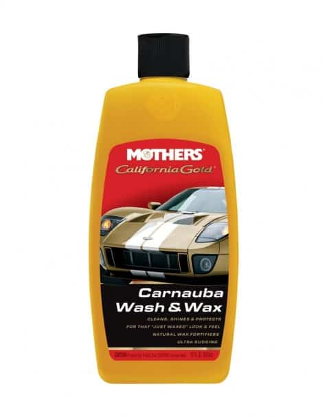 Mothers California Gold Wash & Wax