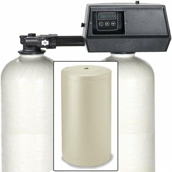 Abundant Flow Water WS-48k-91SXT 9100sxt Complete Softener