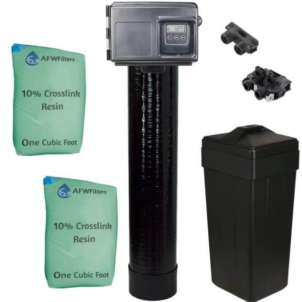 Afwfilters Fleck 64k Water Softener