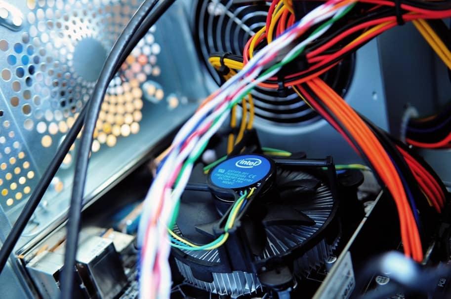 Air CPU Cooler