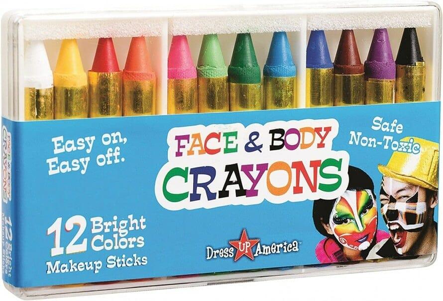 Dress-Up-America Face Paint Kit