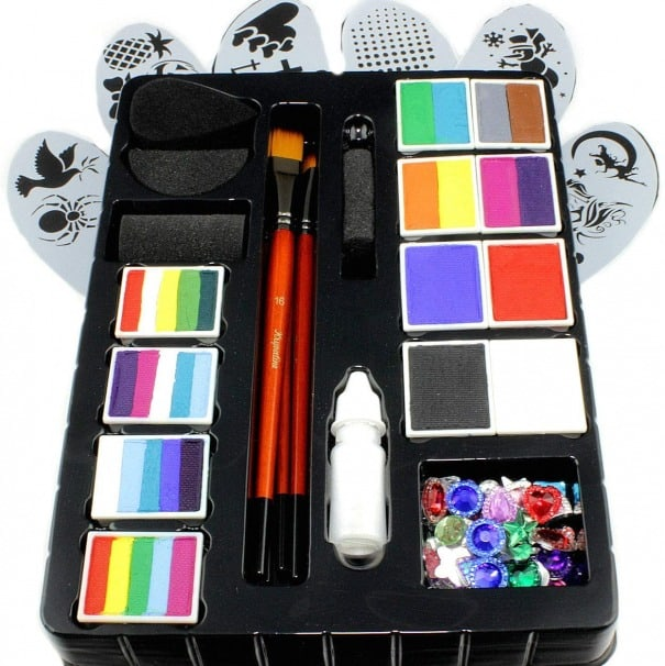Face Paint Kit by Kryvaline