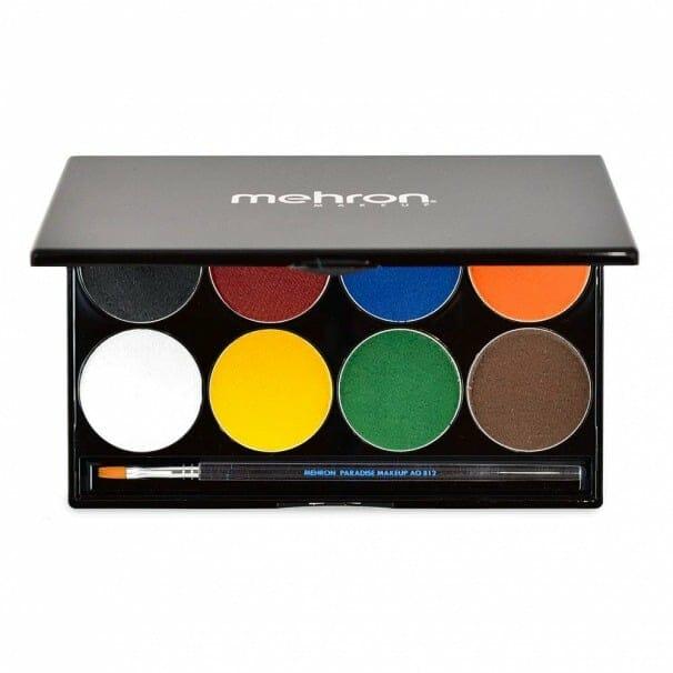Mehron Paradise AQ Pro Face Paint Palette