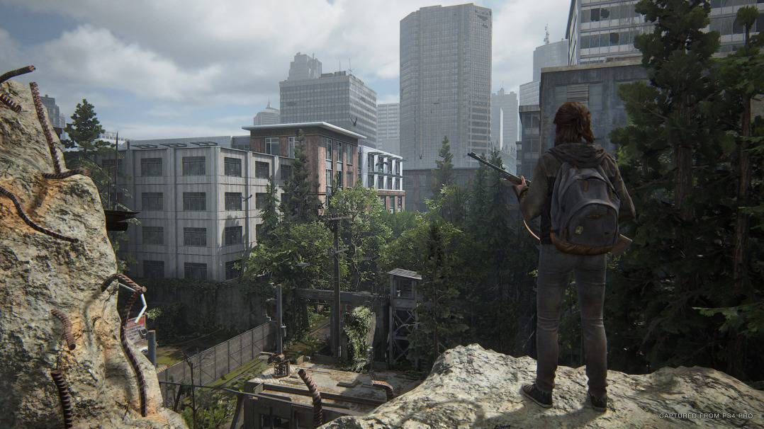 The Last of Us Part 2 Learn the Layout of Your Surroundings