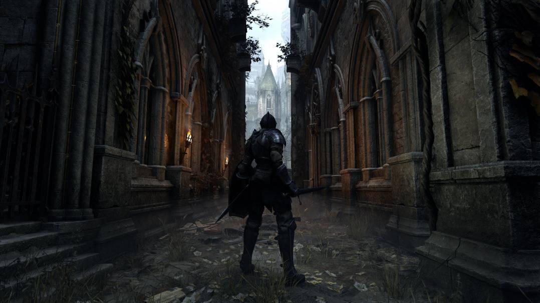 demon's souls remaster story