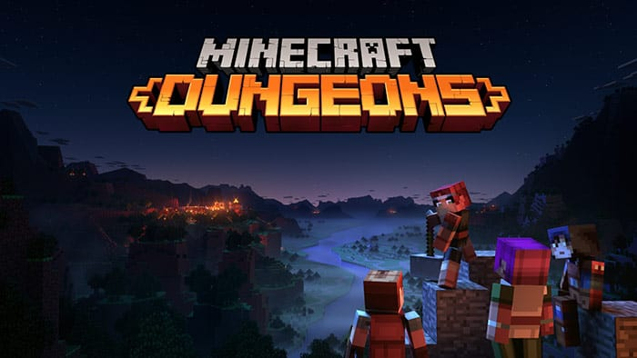 what is minecraft dungeons