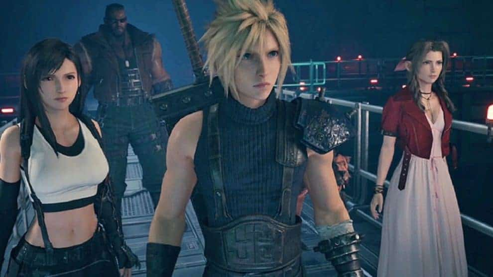 Final Fantasy VII Remake Part 2 story