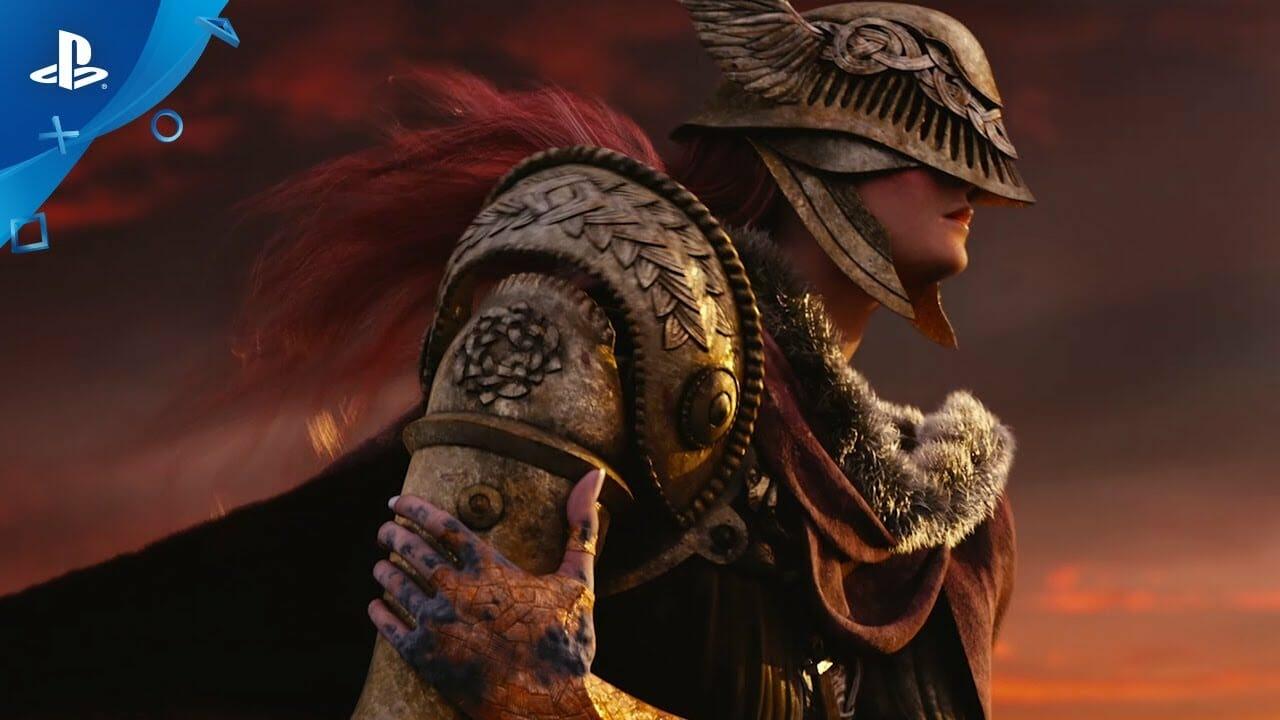The Elden Ring Release Trailer E3 2019