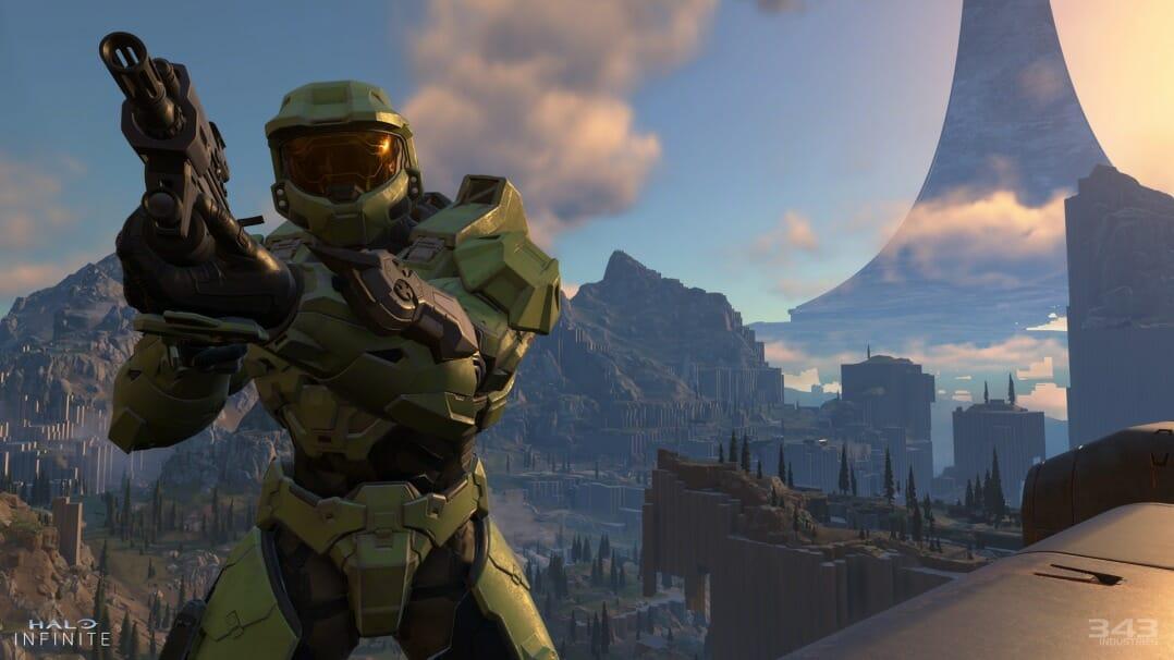 Halo Infinite game