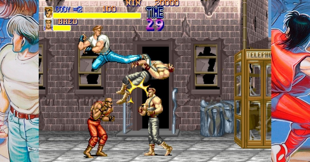 Capcom Arcade Stadium Conclusion