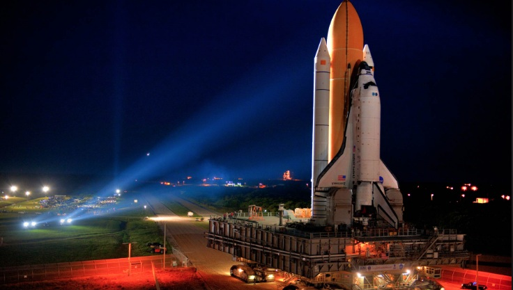 NASA Space Shuttle - Launch imminent