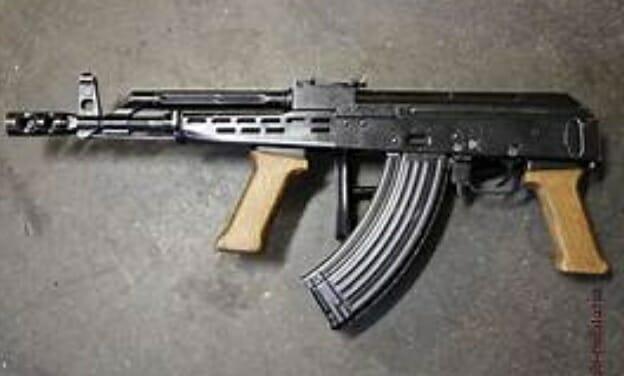 The AK 47