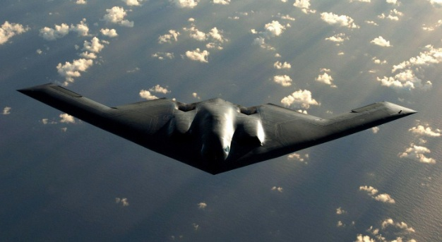 The Stealth Bomber